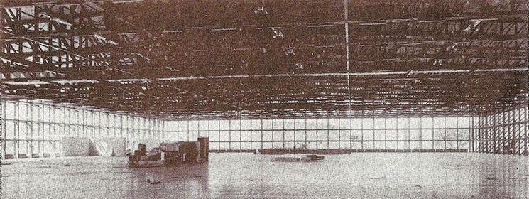 """Imagen procedente del libro: """"Francisco Cabrero, arquitecto. 1939-1978""""; edición a cargo de Javier Climent, Xarait Ediciones, pág. 119."""