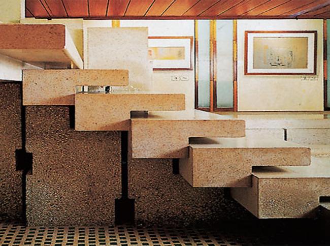Olivetti Showroom, Carlo Scarpa | viewportmagazine.com