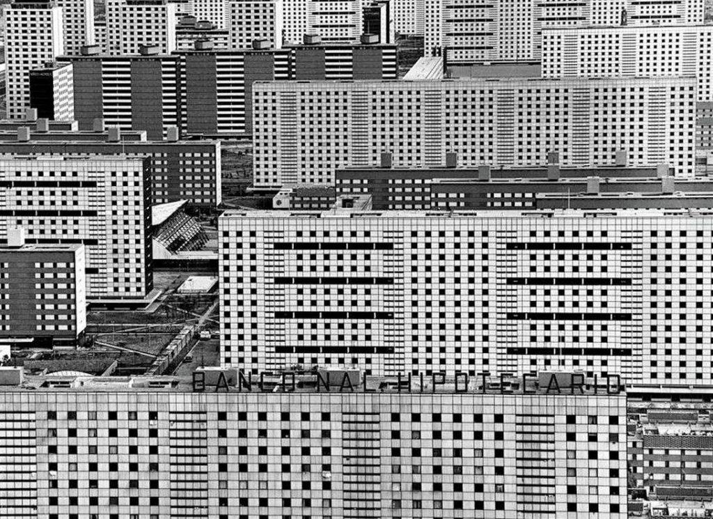 Tlatelolco inaugurado, 1965 | © Rodrigo Moya |