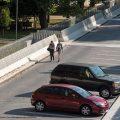 Aparcamiento en la calle Xuíz Falcone Salgado+Liñares o3