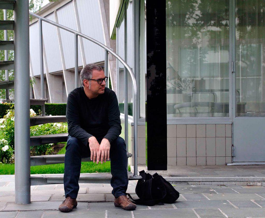 Jaume Prat en la casa Sonneveld