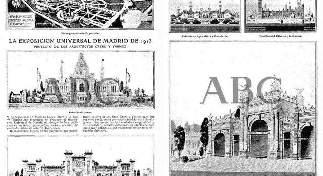 Madrid '54. The Expo that was not | Alberto Ruiz