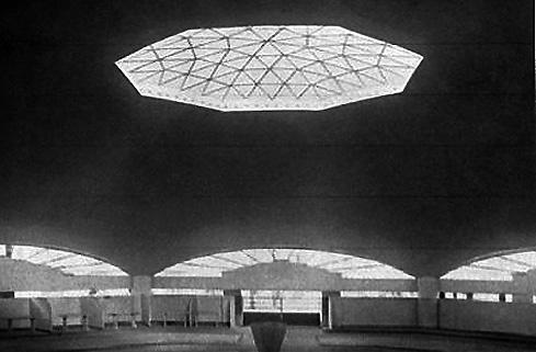 El oficio del consultor de estructuras (II) El mercado de Algeciras Ing Eduardo Torroja, 1934, En perfecto estado de uso, Fuente jblpaz