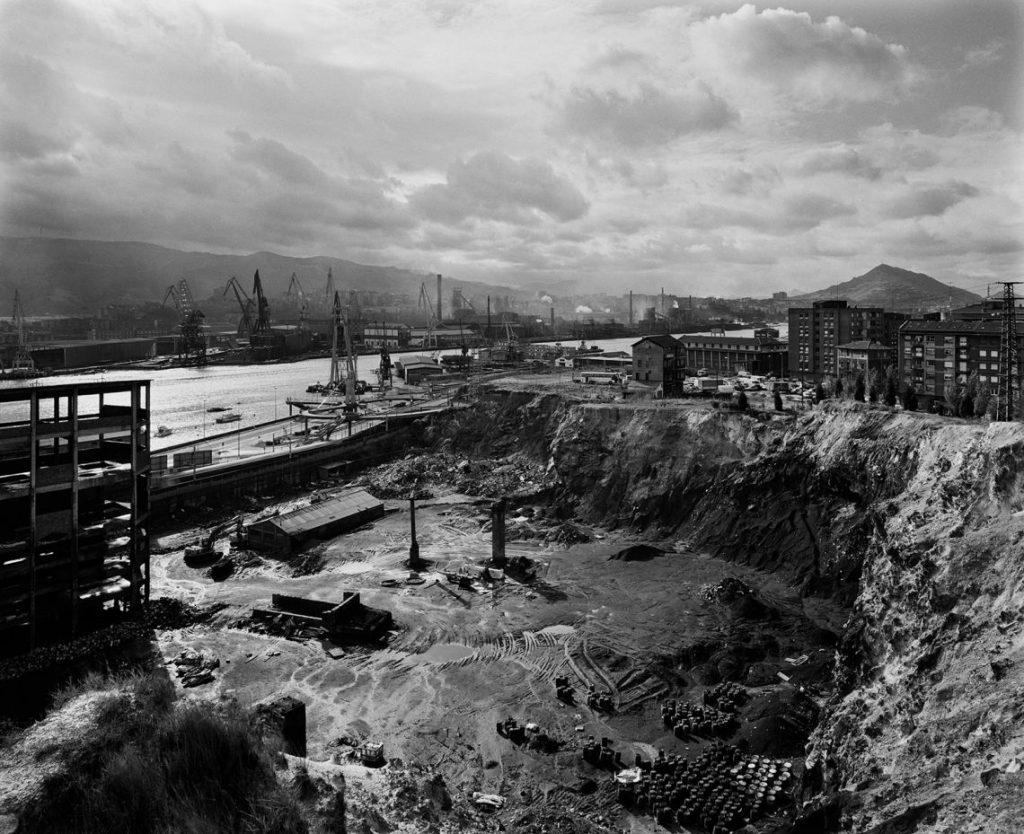 Bilbao, 1993 © Archivio Gabriele Basilico di Giovanna Calvenzi