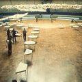 """Palacio de la república de Berlín. Un patrimonio imposible-Transformación de la gran sala (documental """"Palast der Republik-Haus des Volkes"""") o8"""