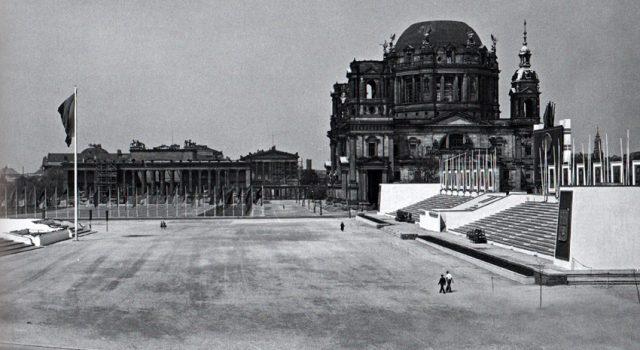 Palacio de la república de Berlín. Un patrimonio imposible   Jelena Prokopljević