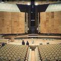 """Palacio de la república de Berlín. Un patrimonio imposible-Transformación de la gran sala (documental """"Palast der Republik-Haus des Volkes"""") o1"""