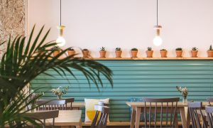 El Curry Verde vegetarian & vegan restaurant | Hiruki studio