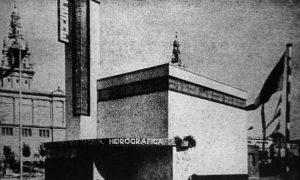 "Objet trouvé [07] : Borobio and ""another"" pavilion of Barcelona | Rodrigo Almonacid"