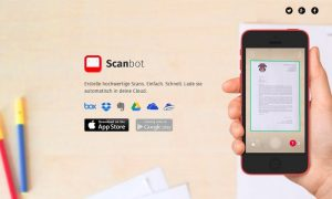 Scanbot, app to scan