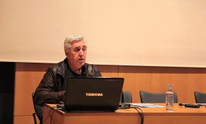 Conferencias de João Nunes durante International Workshop João Nunes