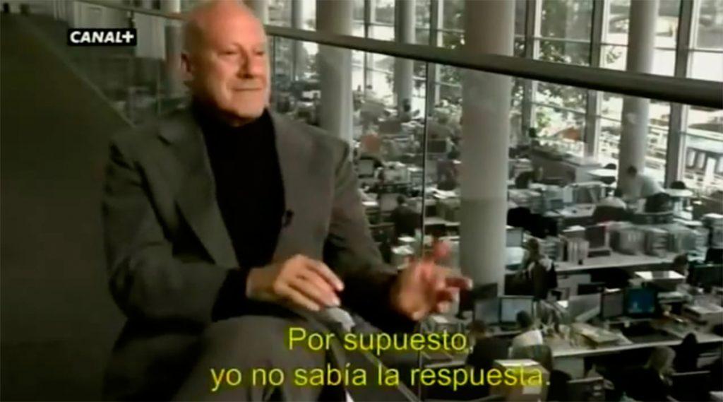 El oficio del consultor de estructuras (III) Juan Carlos Arroyo Norman Foster