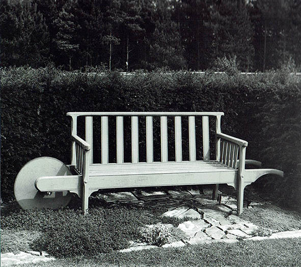"Imagen incluida en Wilhide, Elisabeth; ""Edwin Lutyens, Designing in the English Tradition"", London, Pavilion, 2000, pág. 180."