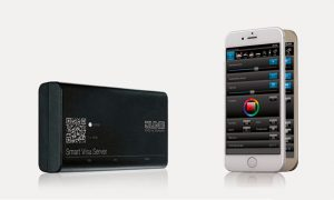 Smart Visu Server de JUNG, hogar inteligente desde un smartphone