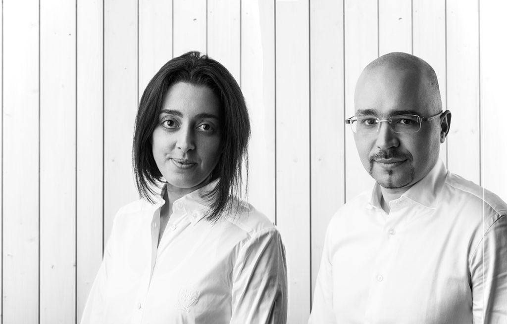 Elena López y Xulio Turnes, domohomo arquitectos