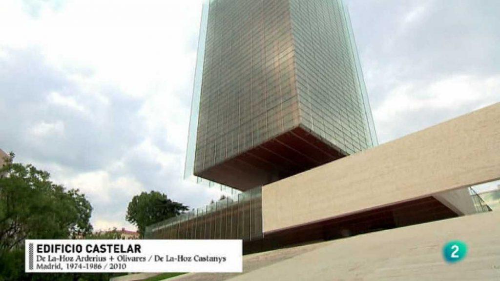Edificio Castelar, 1975, Rafael de La-Hoz Arderius