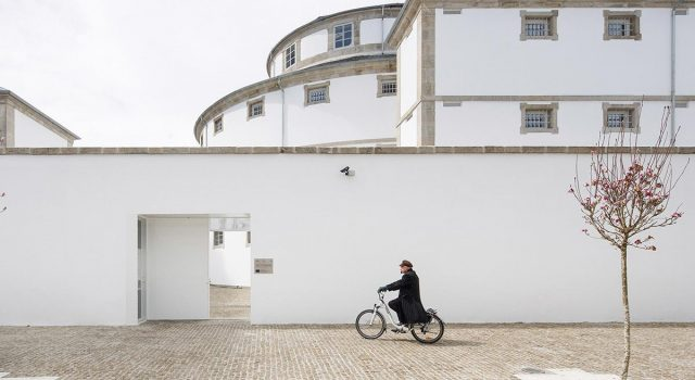 Vello Cárcere Building. Rehabilitation of the former jail in Lugo for cultural center | CREUSeCARRASCO