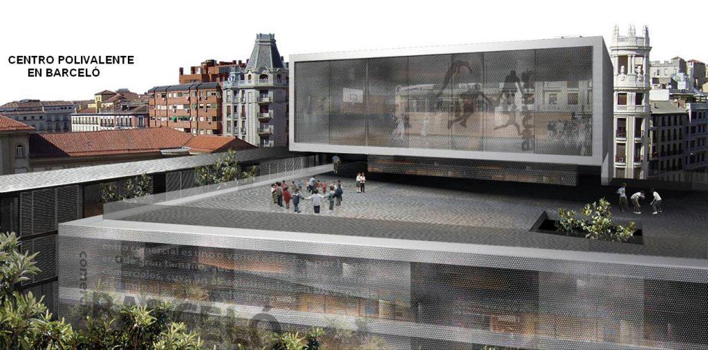 Centro polivalente en Barceló
