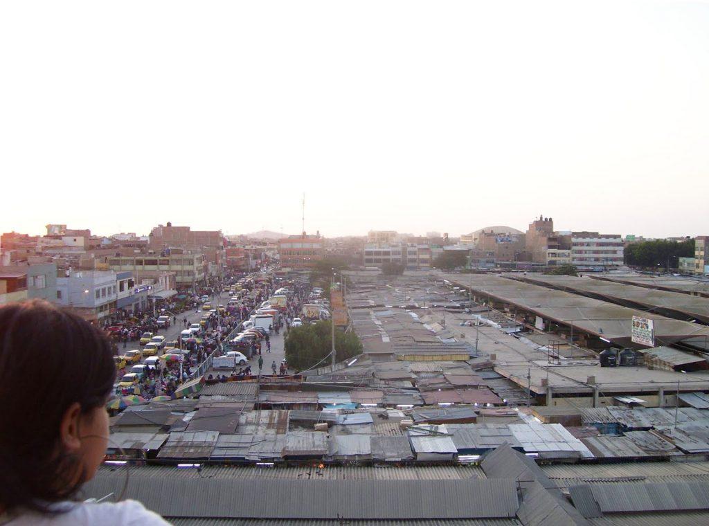 Mercado Modelo de Chiclayo | Foto: Johann Palacios Mariño, 2010