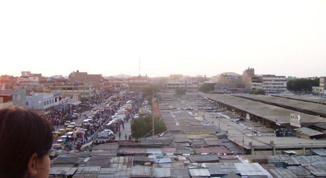 Chiclayo, the great square of the north  | Aldo G. Facho Dede