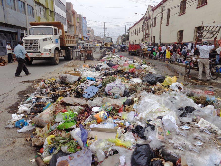 Calle Cuglievan Chiclayo | Fuente: oefa.gob.pe