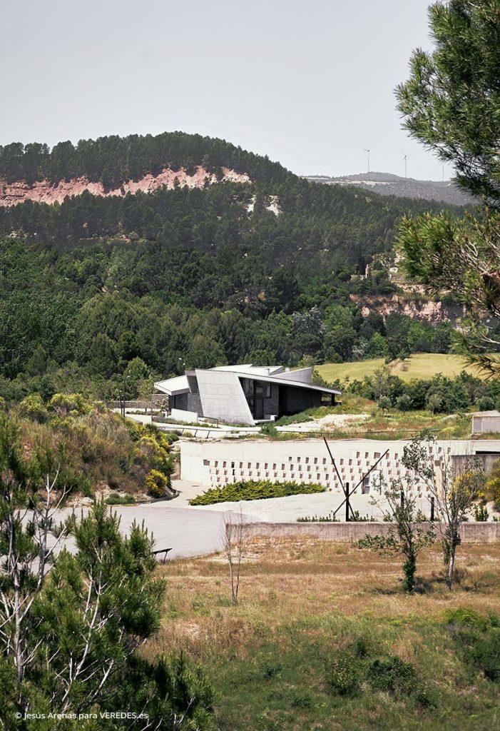Crematorio de Igualada Estudio Carme Pinós o10 exto4