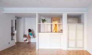 Piso Crig. Reforma integral dunha vivenda en Burgos | Bher Arquitectos