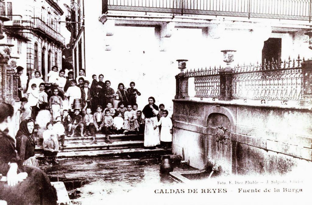 Restauración de Fonte da Burga. Caldas de Reis. Pontevedra Luis Gil+Cristina Nieto o1 historia