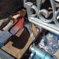 Restauración de Fonte da Burga. Caldas de Reis. Pontevedra Luis Gil+Cristina Nieto o19 EI