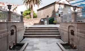 Restauración da Fonte da Burga en Caldas de Reis | Luis Gil+Cristina Nieto
