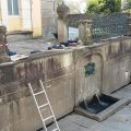 Restauración de Fonte da Burga. Caldas de Reis. Pontevedra Luis Gil+Cristina Nieto o8 EI