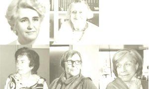Arquitectas pioneiras de Galicia. Oito entrevistas