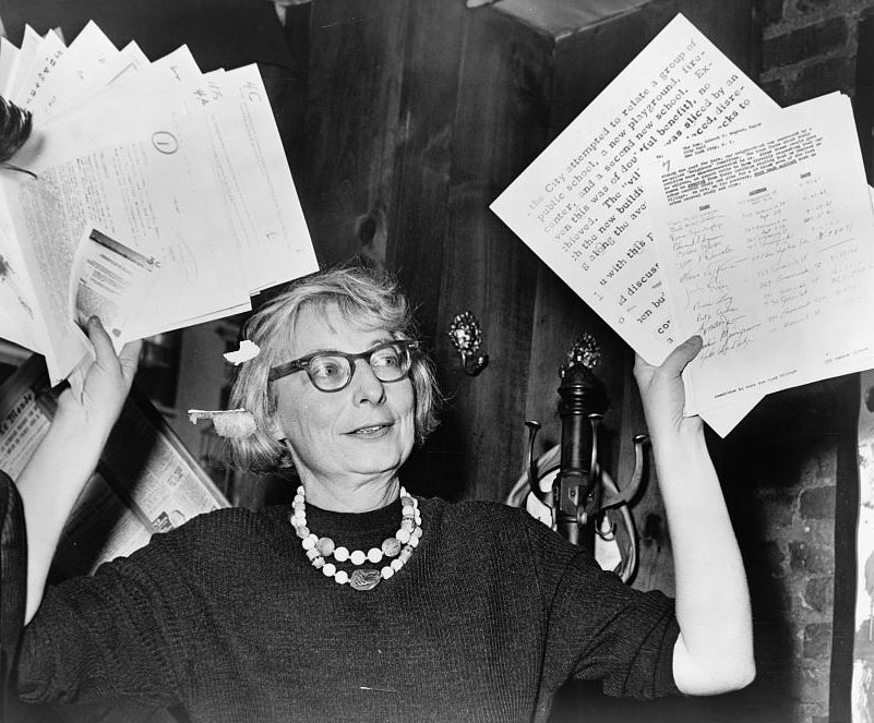 Jane Jacobs | Fuente: wikipedia.org