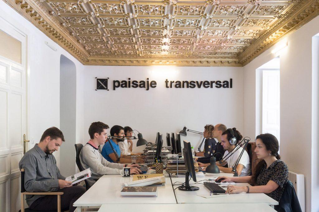 Oficina de Paisaje transversal en Calle Churruca 15, bajo exterior derecha, 28004, Madrid (España)