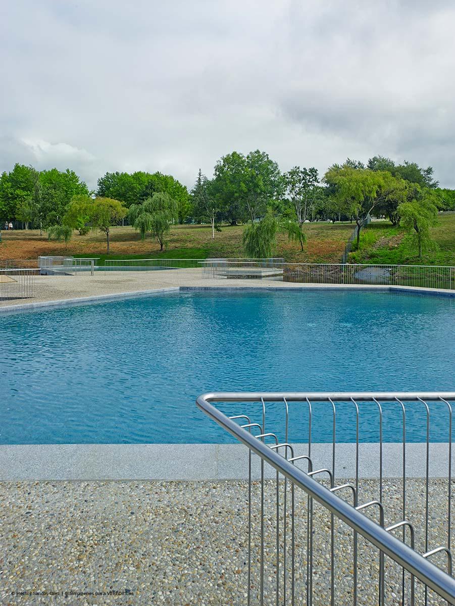 piscinas monte do gozo ola estudio veredes