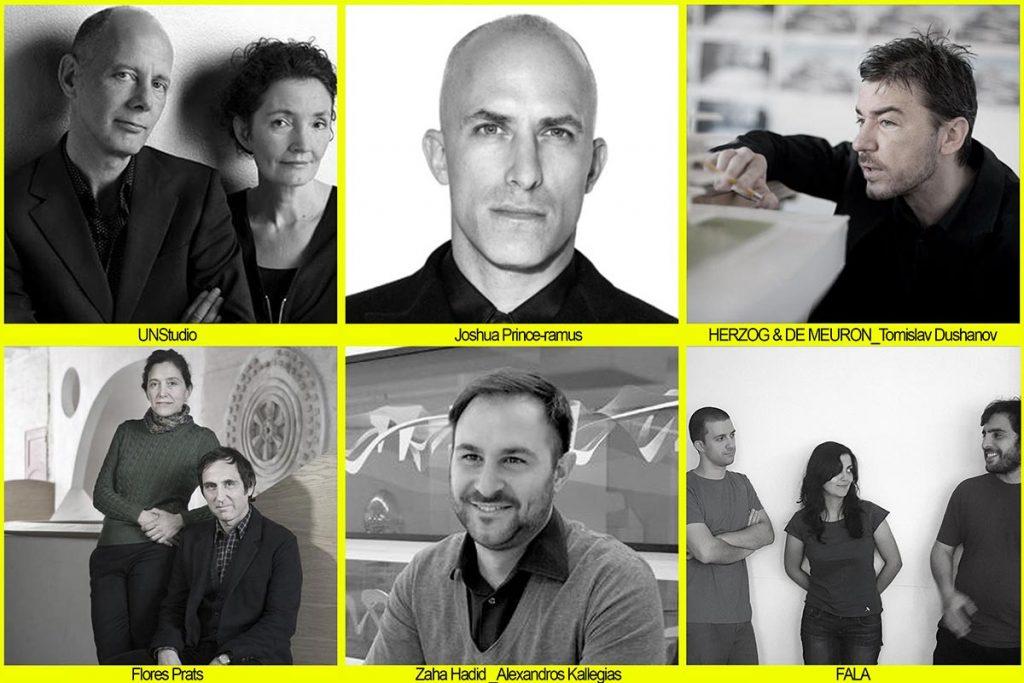 ¡Vota el mejor proyecto de 8ª Premios ISARCH para estudiantes de arquitectura! JURY