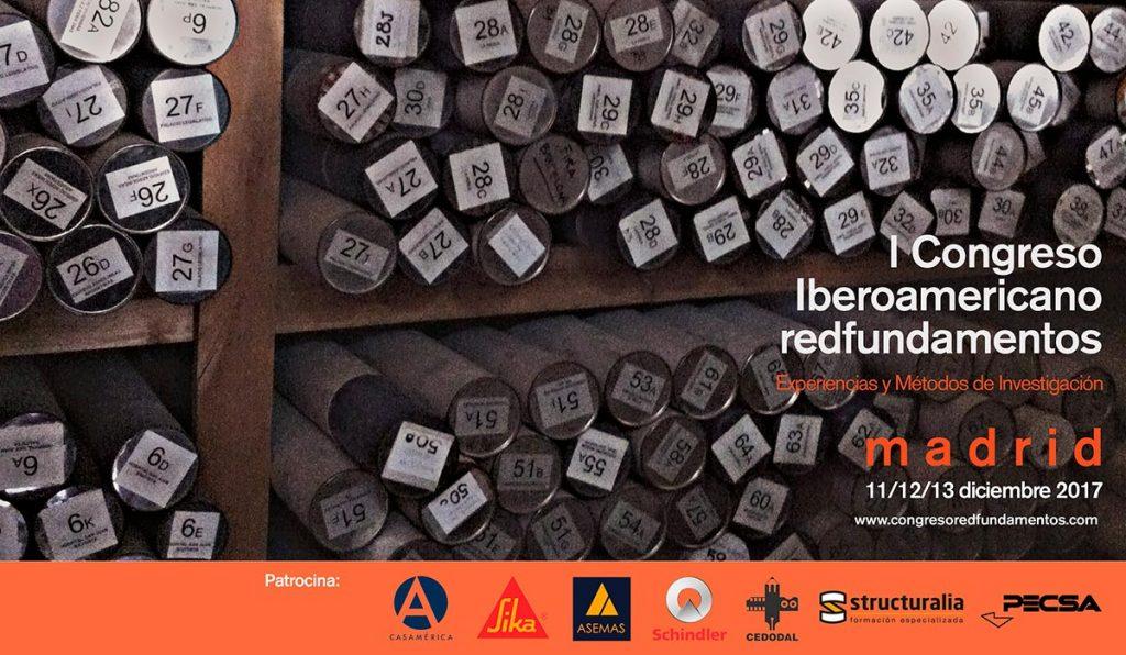 I Congreso Iberoamericano Redfundamentos. Experiencias y Métodos de Investigación