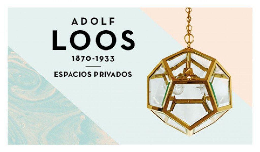 Adolf Loos. Espacios Privados