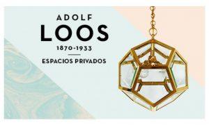 Adolf Loos. Espazos Privados