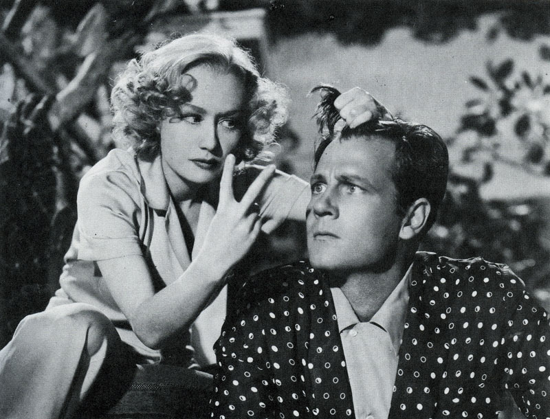 Joel McCrea & Miriam Hopkins, Woman Chases Man, 1937