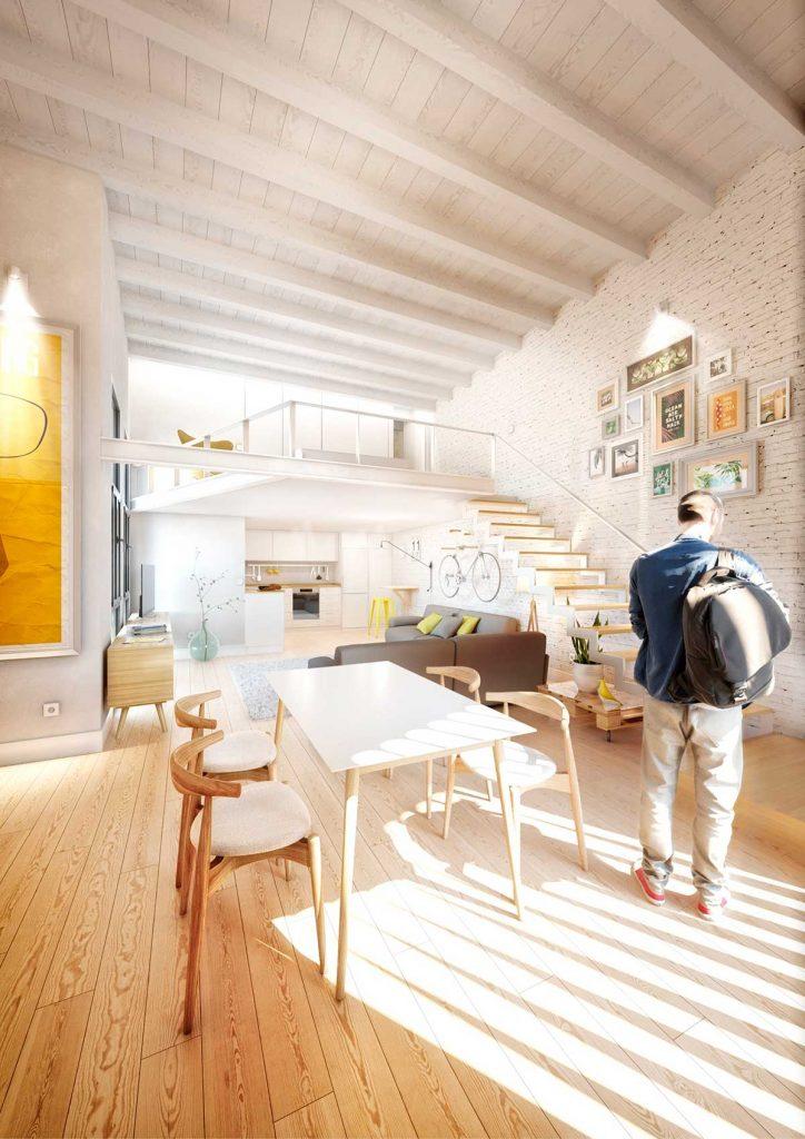 Agencia de visualización arquitectónica   Gerona