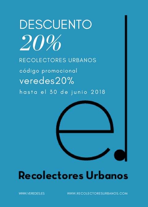 Promoción veredes20% de rEcolectores urbanos 2018