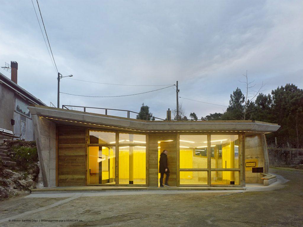 Rehabilitación de centro vecinal en Noallo de Abaixo MOL Arquitectura o1