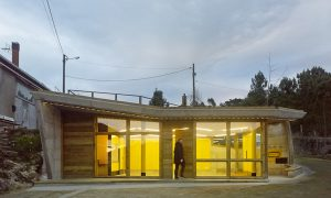Rehabilitation of local center in Noallo de Abaixo | MOL Arquitectura