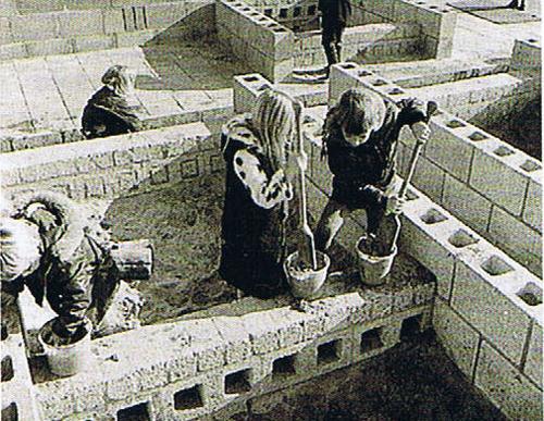 Escuela Montessori, Delf, Herman Hertzberger, 1960