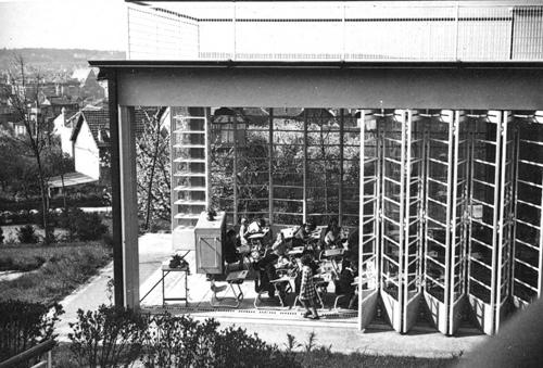 École de plein-air, Suresnes _ 1932-1935, Eugène Beaudouin et Marcel Lods