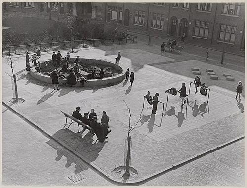 Playgrounds de Aldo van Eyck