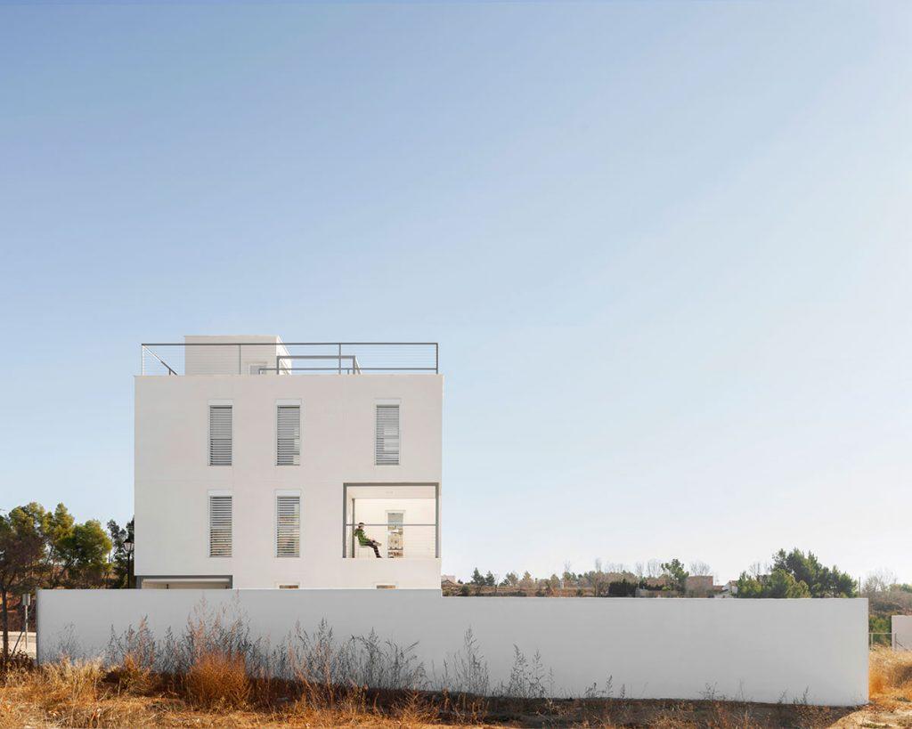 Casa 3x3 | Crux Arquitectos - MCP Arquitectura ©Milena Villalba