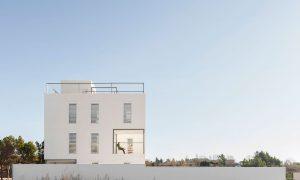 3x3 House | Crux Arquitectos - MCP Arquitectura
