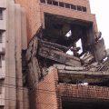 2008, edificio B lateral
